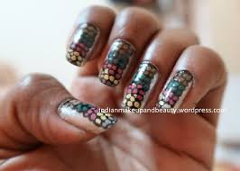nail art makeup and beauty