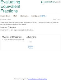 practicing fractions odd man out worksheet education com