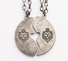 antique necklace silver images Necklace silver antique lionsmode jpg