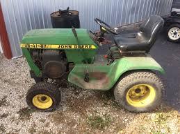 john deere 212 lawn tractor ebay