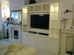 Media Room Built In Cabinets - wall units interesting media built in cabinets media built in