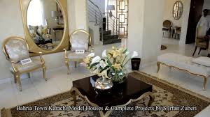 Bahria Town Karachi Pakistan Model Houses & pleted Construction