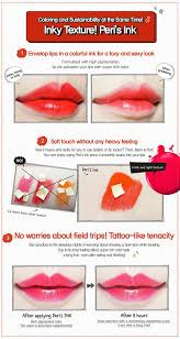 amazon com peripera peri u0027s ink it lips 8 gram beauty
