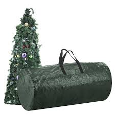 amazon com elf stor 30 inch by 60 inch christmas tree storage bag