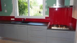 cr馘ence de cuisine cr馘ence cuisine verre sur mesure 28 images credence en verre