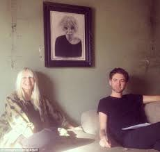 Chandelier Singer Co Creators Australians L R Sia And Daniel Askill