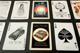 where did playing cards get their symbols the atlantic