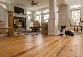 Plank Hardwood Flooring Oak Wide Plank Hardwood Flooring Ponders Hollow Custom Wood