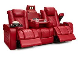 home theater seating seatcraft anthem home theater sofa