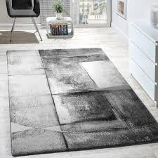 Wohnzimmer Modern Beige Wohnzimmerteppich Trendig Grau Design Teppiche