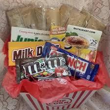 popcorn gift baskets best 25 popcorn gift baskets ideas on basket