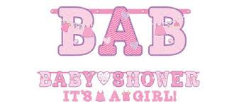 baby shower for girl it s a girl baby shower party supplies party city