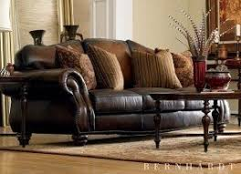 western leather sofa leather sofas with nailhead trim foter
