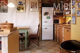 cuisine brique cuisine brique et bois c0796 mires