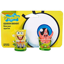 penn plax spongebob aquarium ornament petco