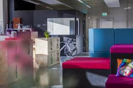 a studio made brave for glasgow agency with plenty of industrial