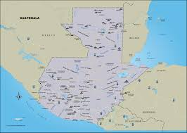 Guatemala World Map by An Introduction To Guatemala For Volunteers Moon Com