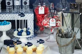 Nautical Theme Baby Shower Decorations - nautical baby shower decorations for home baby shower favor ideas