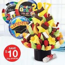graduation gift basket graduation fruit baskets arrangements edible arrangements
