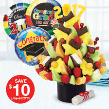 graduation gifts for kindergarten students graduation fruit baskets arrangements edible arrangements
