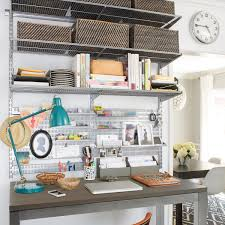 Home Office Shelving by Platinum Elfa Office Shelving The Container Store