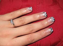 nail designs french manicure design