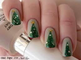 12 festive christmas nail art designs for the holiday season