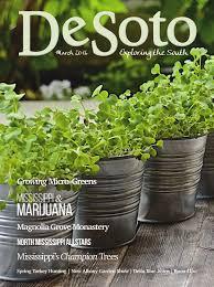 desoto magazine march 2016 by desoto magazine exploring the