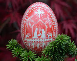 pysanky egg ornaments personalize gift for by ukrainianeastereggs
