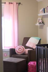 Nursery Curtain Ideas by Baby Girl Nursery Diy Decorating Ideas Repeat Crafter Me