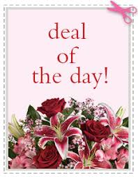 flower coupons florist s choice daily deal a flowers