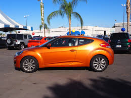 Hyundai Veloster Hatchback 3 Door by Hyundai Veloster 3 Door In California For Sale Used Cars On