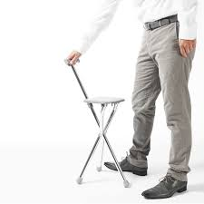 canne siege pliante ultra legere canne chaise pliante canne siège pliante avec assise tissu sc 1 st
