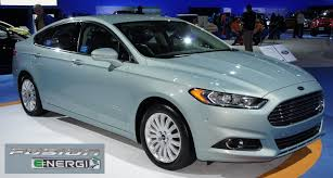 ford fusion history of model photo gallery and list of modifications