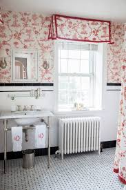 Toile Bathroom Wallpaper by 1396 Best Powder And Bathrooms Images On Pinterest Wallpaper