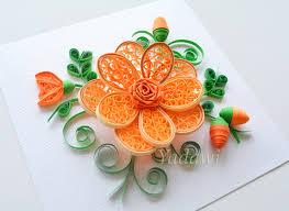 quilled paper art quilled flower paper wall art 3d paper