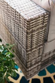 How To Fix Wicker Patio Furniture - how to maintain and repair your outdoor furniture hgtv