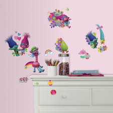 wall stickers murals amazon roommates rmk scs trolls wall decals