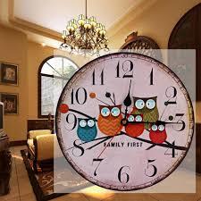 online get cheap wooden clock designs aliexpress com alibaba group