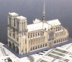 architectural model kits marcle models scale model card kits of architecture for you to