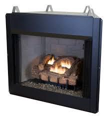 gas vent free fireplace binhminh decoration