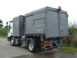 iveco cargo 75e17 4 x 2 refuse truck