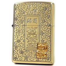 Why Won T My Zippo Light Japanese Plated Golden Snake Coil Zippo Lighter Zippo Lighter