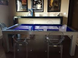 Conversion Pool Tables Dining Room Pool Tables By Generation - Pool table dining room table top
