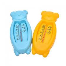 bathtub thermometer floating baby cute plastic float floating bear toy bath tub water sensor