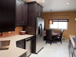 Very Small Kitchen Design by Small Kitchen Layouts Pictures Ideas U0026 Tips From Hgtv Hgtv