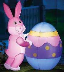 Large Outdoor Easter Egg Decorations by 81 Best Easter Inflatable Finds On Ebay Images On Pinterest