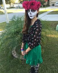 skull kid halloween costume dia de los muertos halloween costume for kids mexican sugar skull