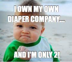 meme maker diaper