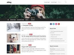 top 19 free wordpress blog themes 2017